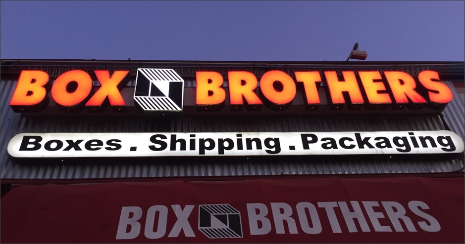 Box Brothers LA-Atwater: UPS shipping store, packing, crating, moving and shipping supplies serving Atwater Village and Glendale