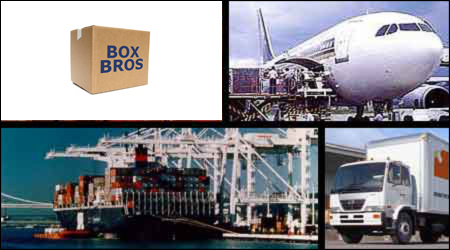 Box Brothers, International and domestic freight forwarding experts