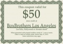 BoxBrothersLA Mailbox Rental plans make renting an mailbox easier then ever