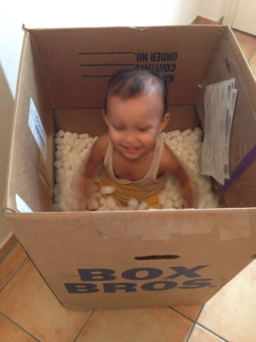 Box Brothers training starts early