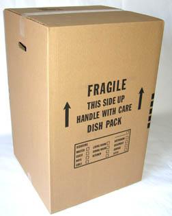 Heavy Duty Dish Pack