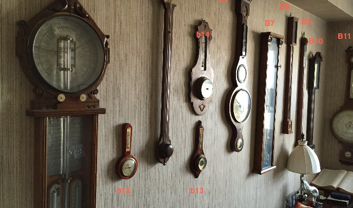 antique barometers require special attention to ship across the country and Box Brothers LA has the skills and experience