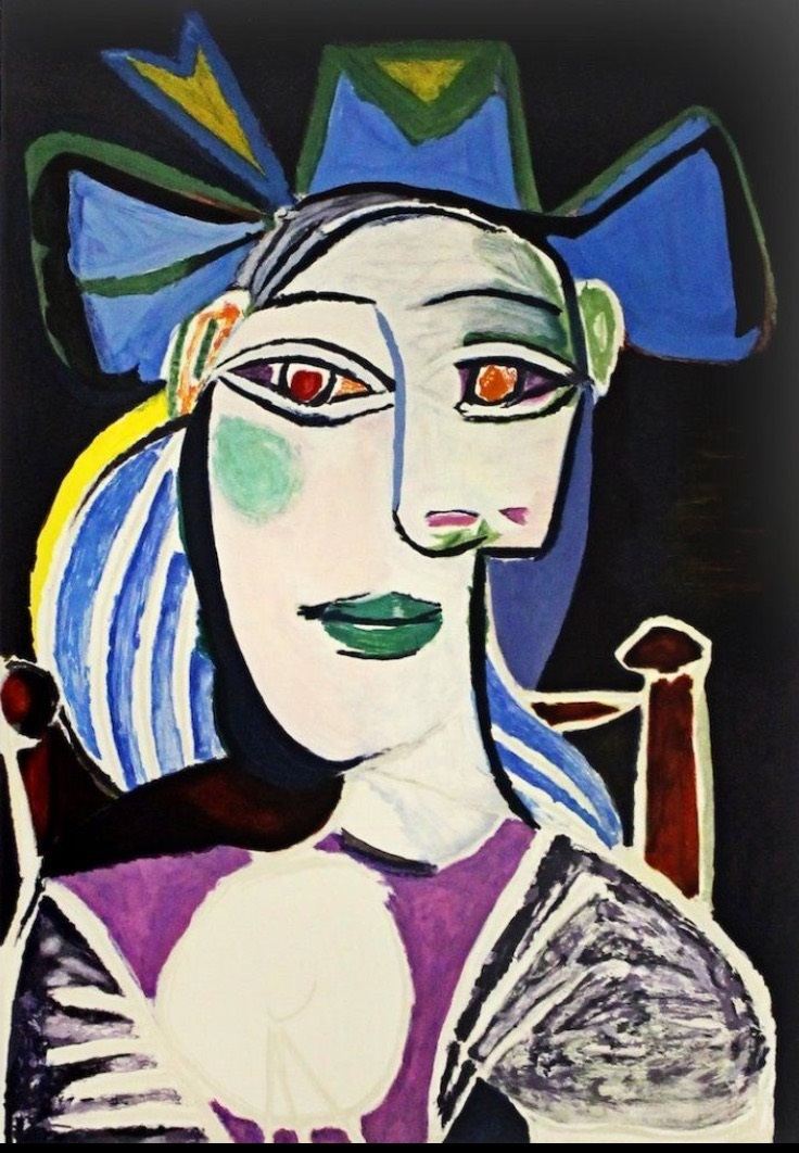 second  Picasso painting of collection recently packed, shipped and insured by  Goodman Packing & Shipping