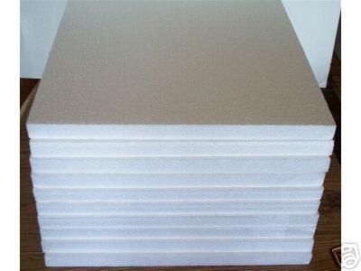 Styrofoam Sheets