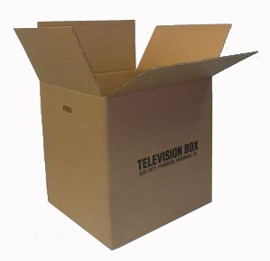 TV /  Microwave Oven Shipping Box
