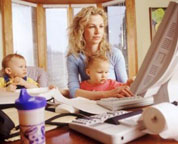 work at home mothers can rely on Goodman Packing & Shipping