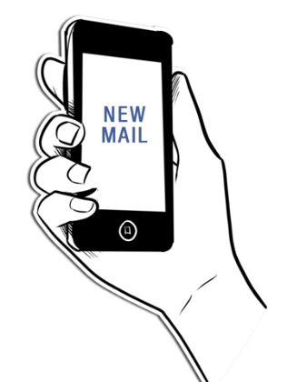 Mail on your mobile