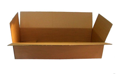 Guitar Box 46in X 20in X 12in Goodman Packing Amp Shipping