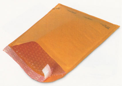Jiffy padded mailing envelope