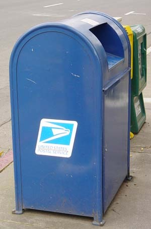 Where Did All The U S Mail Collection Mailboxes Disappear