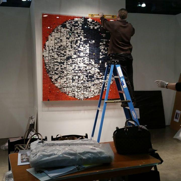 "<a href=""/image/image-galleries/box-brothers-la/installation-la-art-show-2015"">Installation at the LA Art Show 2015</a>"