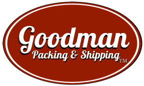 Goodman  Packing & Shipping Los Angeles - International/Domestic Art Shipping, Antique Shipping logistics, retail boxes, supplies & services